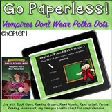 Bailey School Kids Vampires Don't Wear Polka Dots Novel St