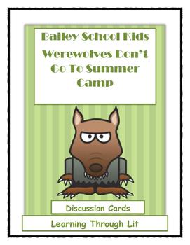 Bailey School Kids - Werewolves Don't Go To Summer Camp -
