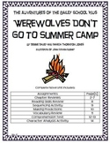 "Bailey School Kids ""Werewolves Don't Go to Summer Camp"" Novel Unit"