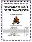"Bailey School Kids ""Werewolves Don't Go to Summer Camp"" No"