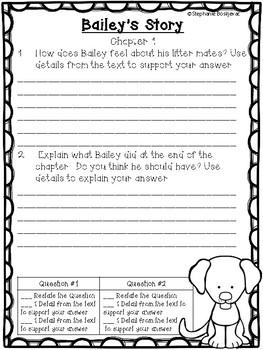 Bailey's Story - A Dog's Purpose Novel