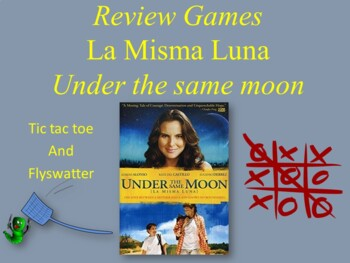 Bajo la Misma Luna Review games