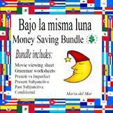 Bajo la misma luna bundle in Spanish