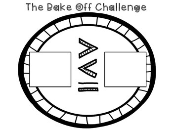 Bake-Off Place Value - Comparing 2 and 3 digit numbers