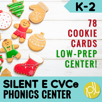 Silent E Centers Free for Christmas