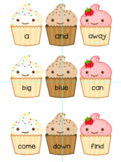 Bake Shop: A Sight Word Card Game