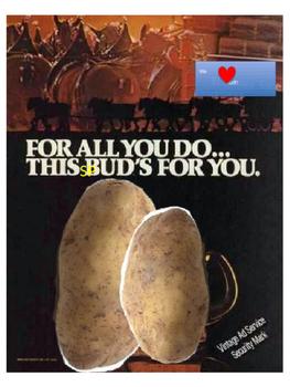 Baked Potato Bar Staff Certified Classified Week
