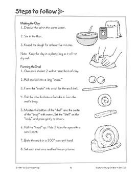 Baker's Clay Snail