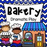 Bakery Dramatic Play