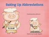 Bakery Abbreviations