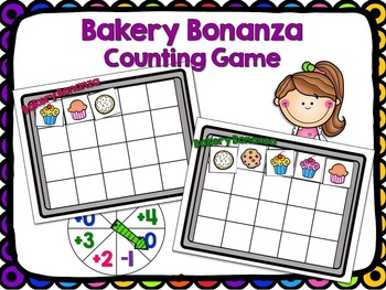 Bakery Bonanza Counting Game