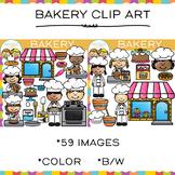 Bakery Clip Art