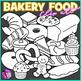 Bakery food clip art