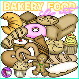 Bakery food clip art