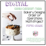 Bakery Designs Order of Operations Project