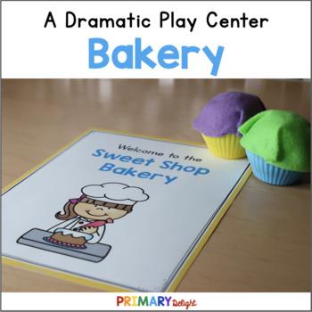 Bakery Dramatic Play Center