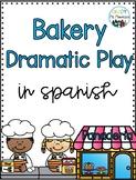 Bakery Dramatic Play In Spanish - Panaderia Centro De Jueg