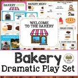 Bakery Dramatic Play Pack