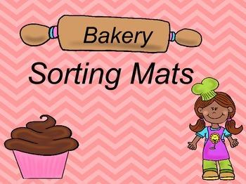 Bakery Sorting Mats