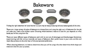 Bakeware PowerPoint