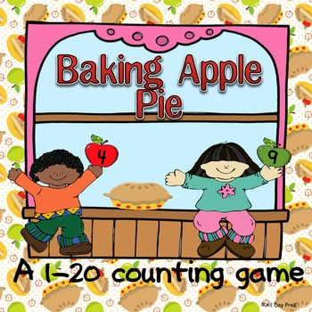 Baking Apple Pie: A Counting Game