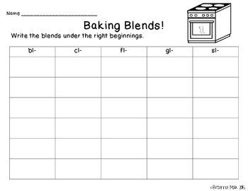 Baking Blends!