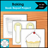 Baking  Book Report Project