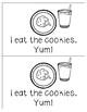 Baking Cookies Easy Reader