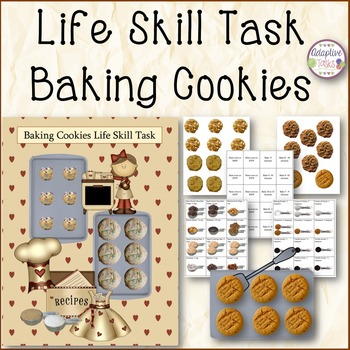 LIFE SKILL TASK Baking Cookies