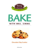 Baking Individual Chocolate Chip Cookies