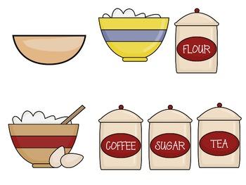 Baking Language Packet