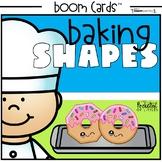 Baking Shapes: 2D