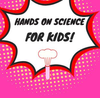 Baking Soda / Club Soda Science Experiment