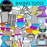 Baking Tools Clipart (Cooking Clipart)
