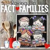 Baking Up Fact Families - a Craftivity