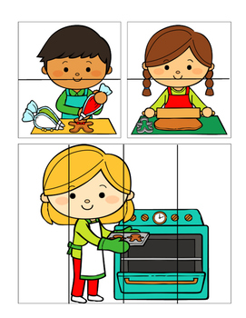 Baking Up Gingerbread Puzzles
