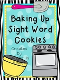 Sight Word Cookie Fun! - Building Sight Words