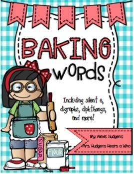Baking Words