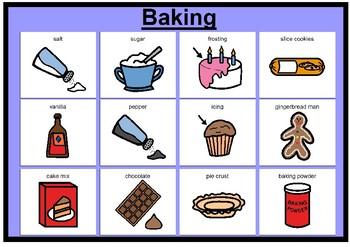 Baking matching boards