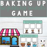 Baking up Phonics Beginning Sounds Game