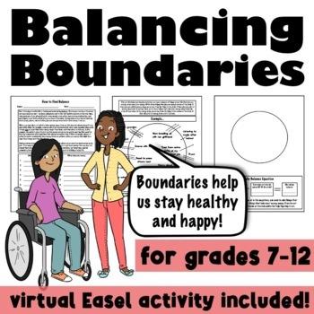 Balance: A Worksheet
