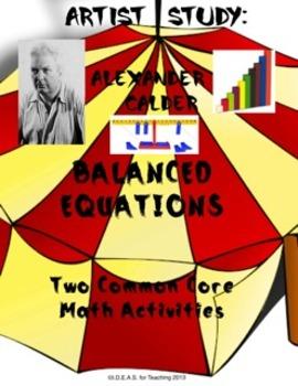 Balance Equations with Alexander Calder