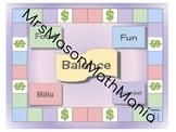 Balance Game: Adding and Subtracting Decimals