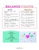 Balance Heart STEAM Project