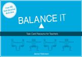 Balance It - Balance Task Cards for Teachers