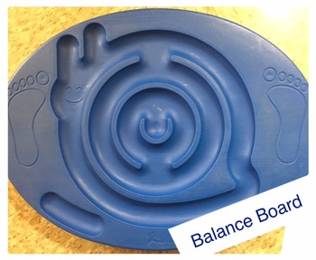 Balance Picture Communication for Centering to Focus