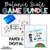 Balance Scale Games   BUNDLE