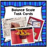 Balance Scale Task Cards