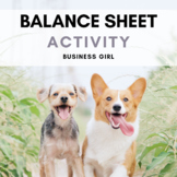 Balance Sheet Pet Store Scenarios