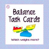 Balance Task Cards